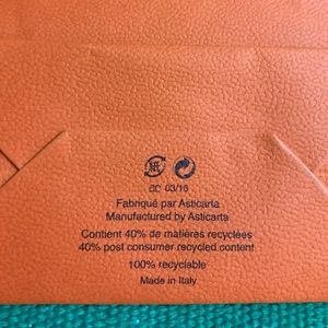 e1771992e48 Hermes Bags   Herms Paper Bag Authentic   Poshmark